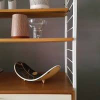 Large Two-Bay Ladderax Shelving System